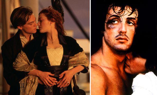 Titanic ja Rocky I löytyvät kyselystä, jossa leffa-alan ammattilaiset kertovat elokuvasuosikkinsa.
