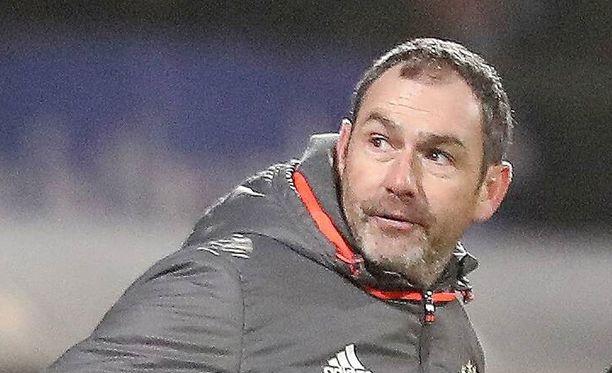 Paul Clement on Swansean uusi päävalmentaja.