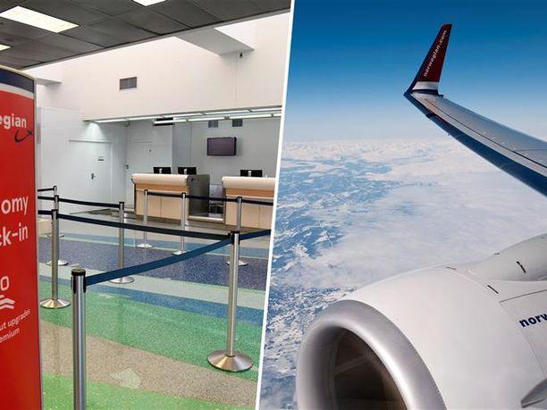 Koronavirusepidemia on iskenyt lentoyhtiö Norwegianiin kovaa.