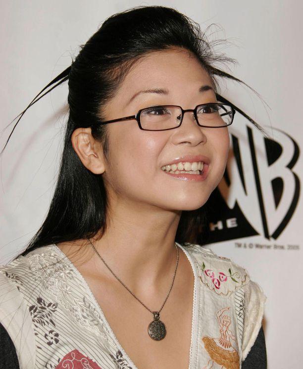 Keiko Agena näyttää selvästi ikäistään nuoremmalta.