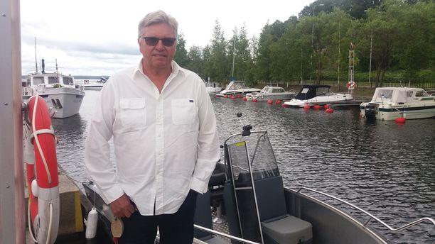Markus Mattsson on Jääkiekkoleijona numero 111.