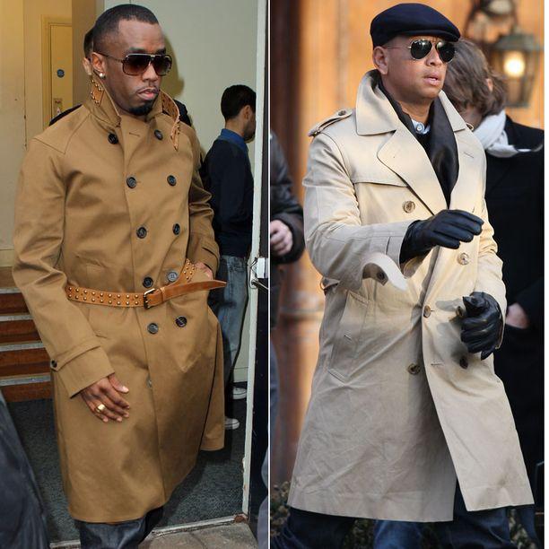 """Trenssi on miehenkin luottovaate; sen tietävät ainakin Sean """"P. Diddy"""" Combs ja Alex Rodriguez."""