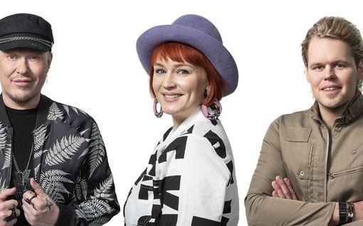 Tässä ovat The Voice of Finland: All Stars -kauden kilpailijat – mukana tuttuja nimiä aikaisemmilta kausilta