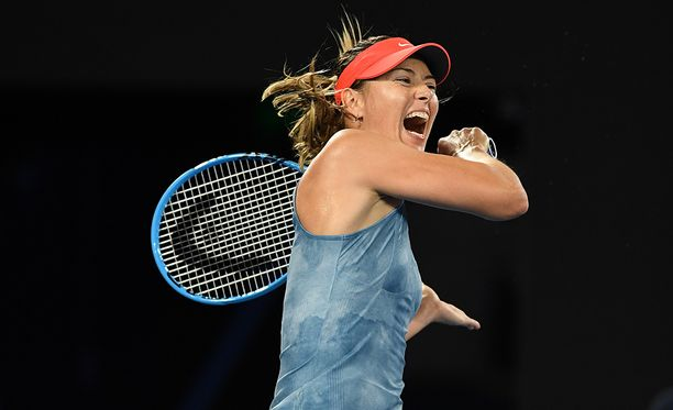 Maria Sharapovan taival Australian avoimissa päättyi neljännelle kierrokselle.