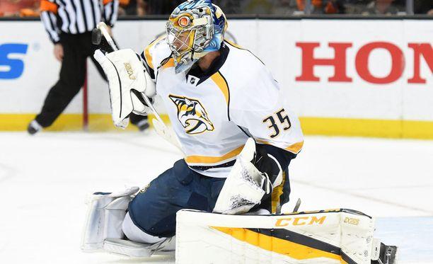 Nashvillen täytyy taistella Pekka Rinteen mukaan onni puolelleen.