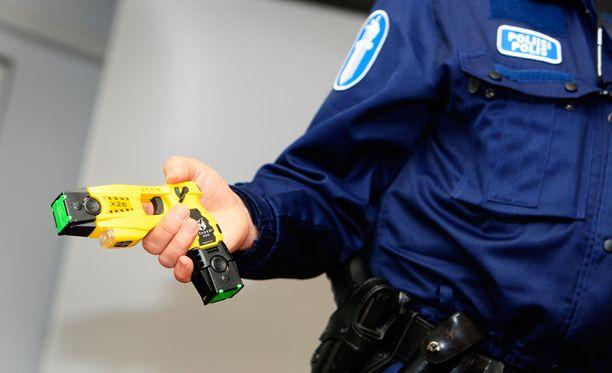 Etälamautin toimi oikein, mutta hovioikeuden mukaan poliisi käytti sitä väärässä paikassa.