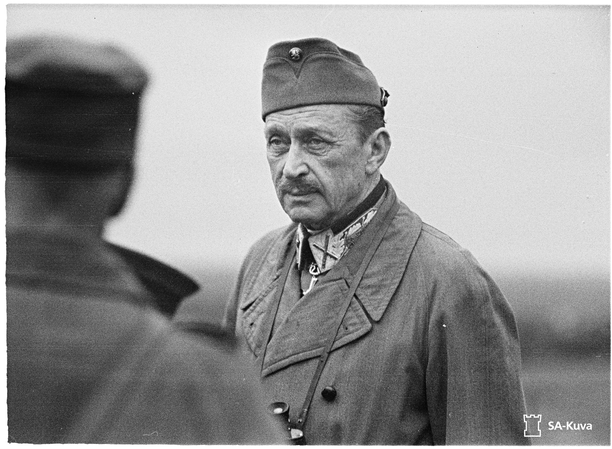 Marsalkka Mannerheim.