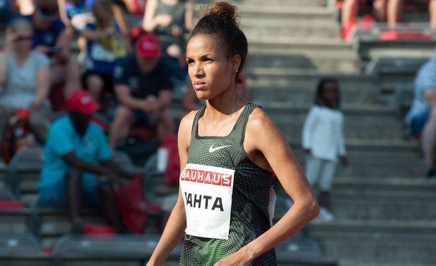 Ruotsin yleisurheiluliitto nimesi Meraf Bahtan kilpailemaan EM-kisoissa Berliinissä.