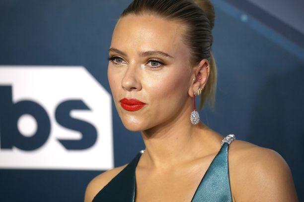 Scarlett Johansson tähdittää tuoretta Marvel-elokuvaa Black Widow.