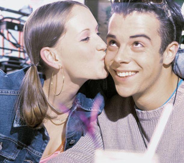 Dating naisen kehon kieli