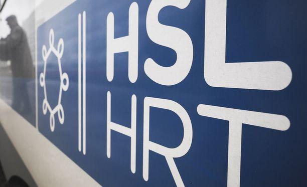 HSL on välittänyt tapauksesta viestiä liikennöitsijälle. Arkistokuva.