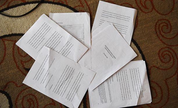 Richard McLarenin raportin toinen osa julkaistiin perjantaina.