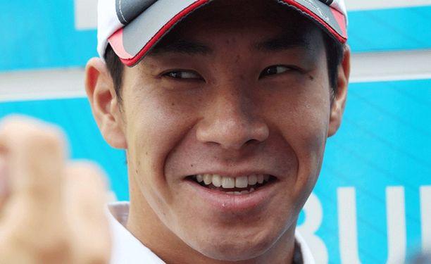 Kamui Kobayashi on valmis ostamaan tallipaikan Caterhamilta.