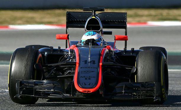 Fernando Alonson Barcelonan-kolarin ympärillä pyörii monenmoista spekulaatiota.