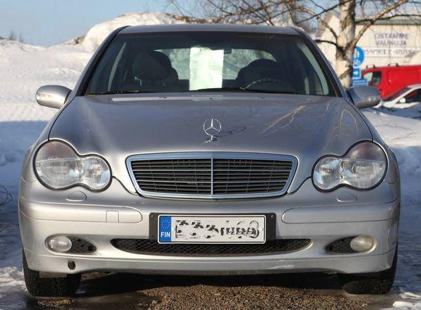 Mercedes-Benzin C-sarja on käyttöönottovuoden 2003 hylkäystilaston häntäpäässä.