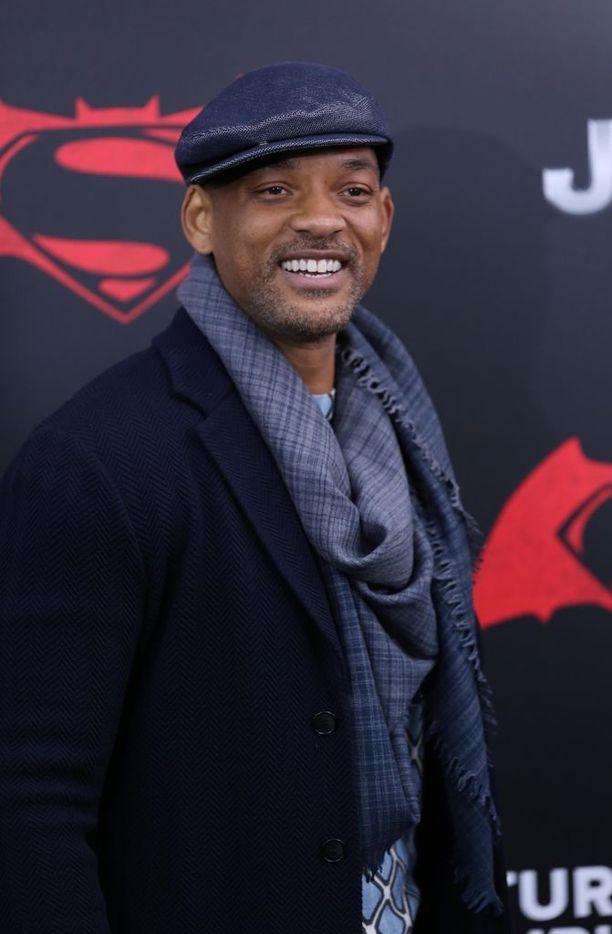 Will Smith on tunnettu näyttelijä, koomikko, laulaja ja tuottaja.