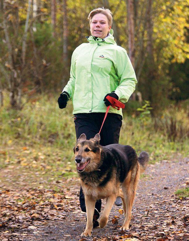 NYT! – Aloitin syksyllä myös vatsatanssin, Birgitta Pulkkinen intoilee.