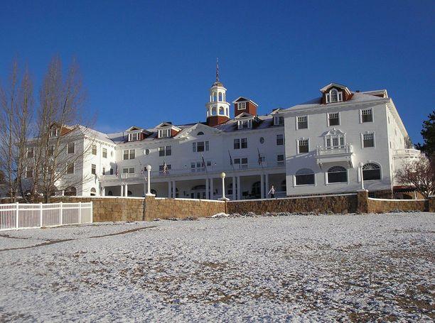 Stanley Hotel inspiroi kauhukirjailija Stephen Kingiä.