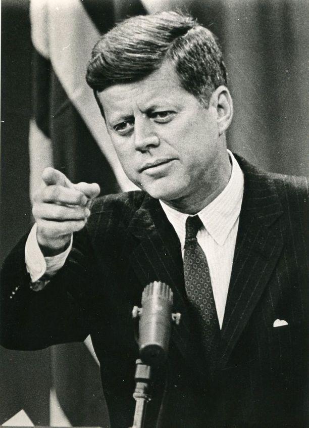 Presidentti Kennedyn murhamysteeri kiinnostaa asiaan vihkiintyneitä edelleen.