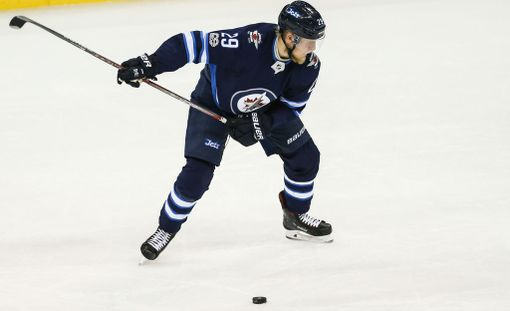 Patrik Laine on Winnipeg Jetsin paras maalintekijä ja ykkönen myös NHL:n ylivoimamaaleissa.