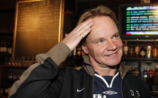 Juha Malinen jännitti Viikinkien peliä enemmän kuin oman joukkueensa otteluita.