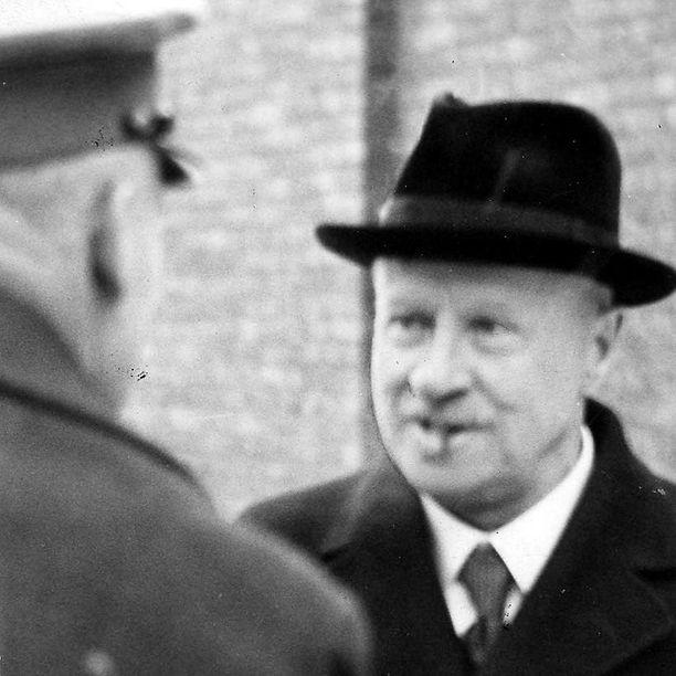 Väinö Tannerista tuli ulkoministeri.