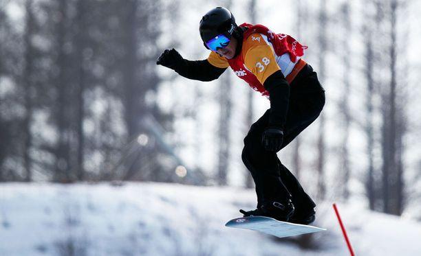 Matti Suur-Hamari voitti maanantaina Suomen ensimmäisen ja toistaiseksi ainoan mitalin Pyeongchangin paralympialaisista.
