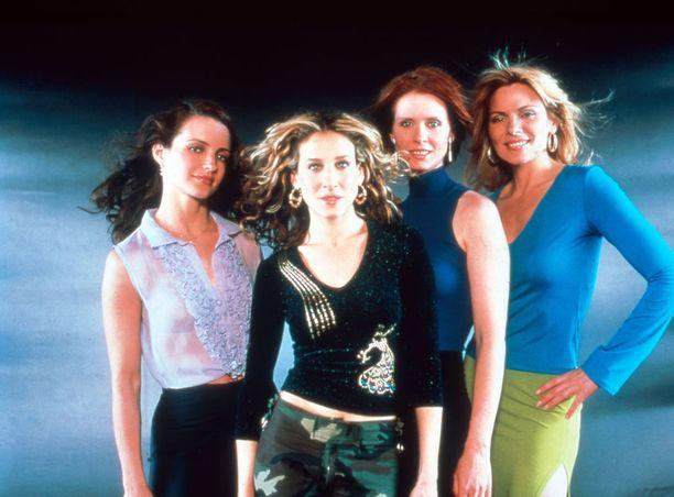 Charlotte, Carrie, Miranda ja Samantha saatetaan nähdä vielä kerran valkokankaalla.