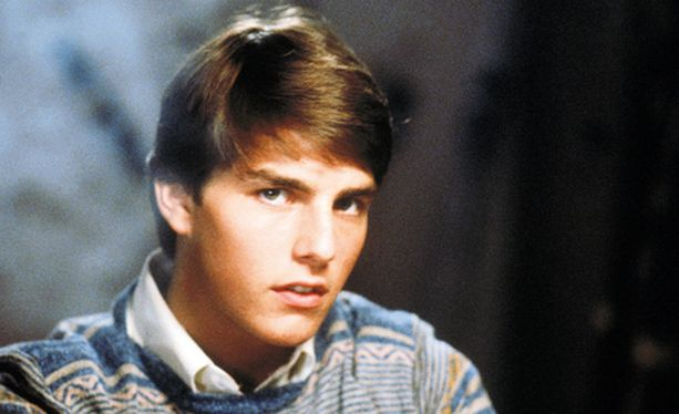 Riskibisnes oli Tom Cruisen läpimurtoelokuva.