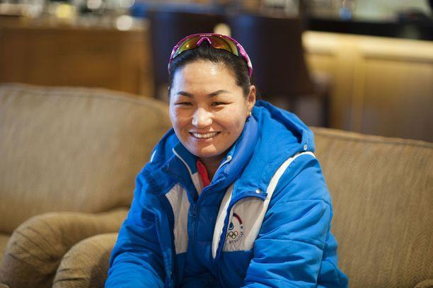 Erdene-Ochir Ochirsured on Mongolian hiihtoliiton pääsihteeri.