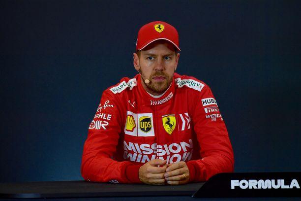 Sebastian Vettelillä on ensi viikolla kerrottavaa.