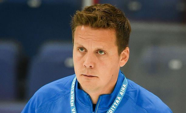 Lauri Marjamäki kuuntelee paljon pelaajien mielipiteitä.