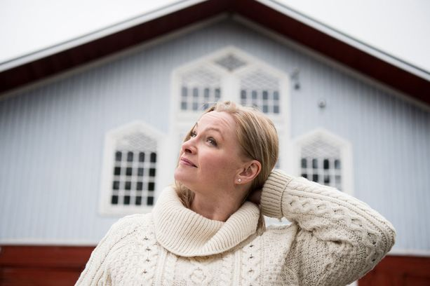 Olen ruukki-ihminen. Moni kuvittelee, että ruukkialueet uinuvat talvella, mutta täällä on vaikka minkälaista toimintaa, Päivi Storgård sanoo.