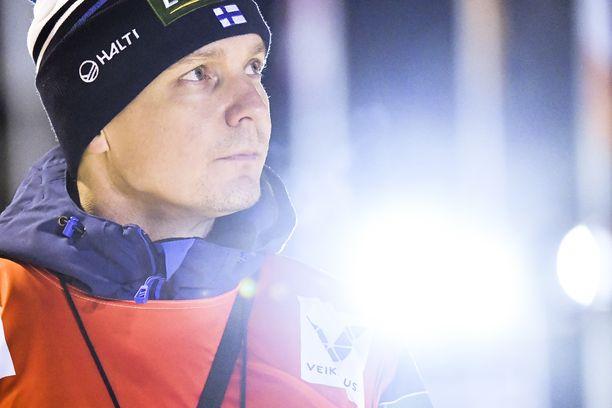 Petter Kukkonen toimii yhdeksättä kauttaan yhdistetyn päävalmentajana.