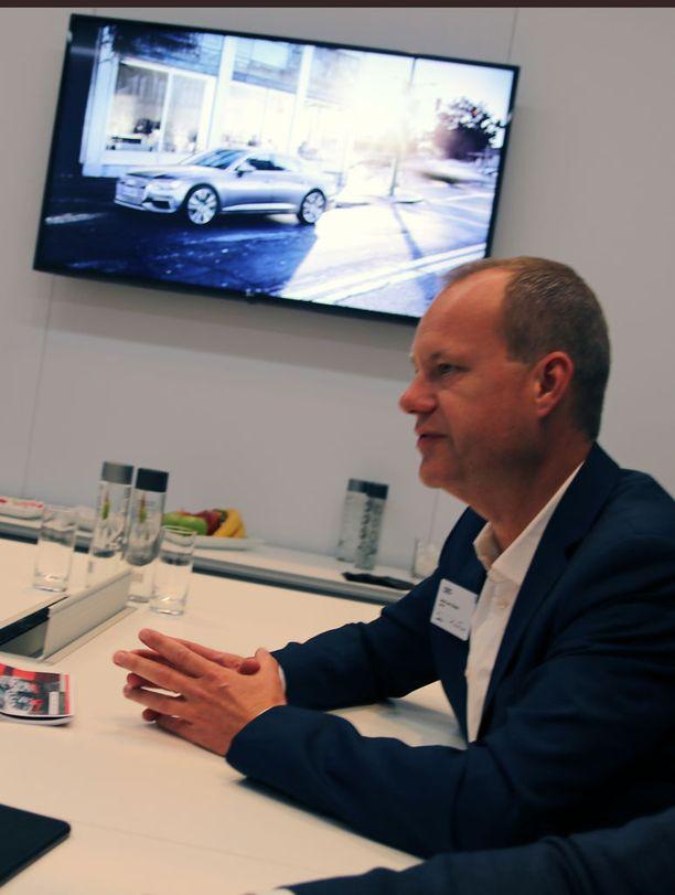 Vuonna 2025 jo 30 prosenttia Audeista on sähköautoja, totesi Audin e-Tron linjan johtaja Jens Van Eikels. Tästä suurin osa Audin myöhemmän tiedotteen mukaan täyssähköautoja.