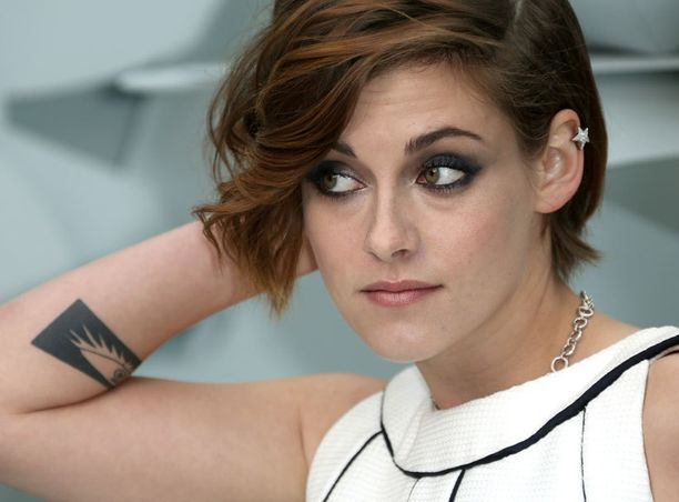 Kristen Stewart on kulkenut nuorekkaassa grunge-tyylissä jo tovin.