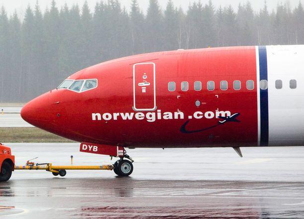 Norwegianilla on ollut vaikeuksia hoitaa lentojaan.
