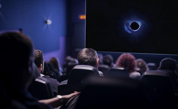 Musta aukko kiinnosti pelaajia ympäri maailmaa.