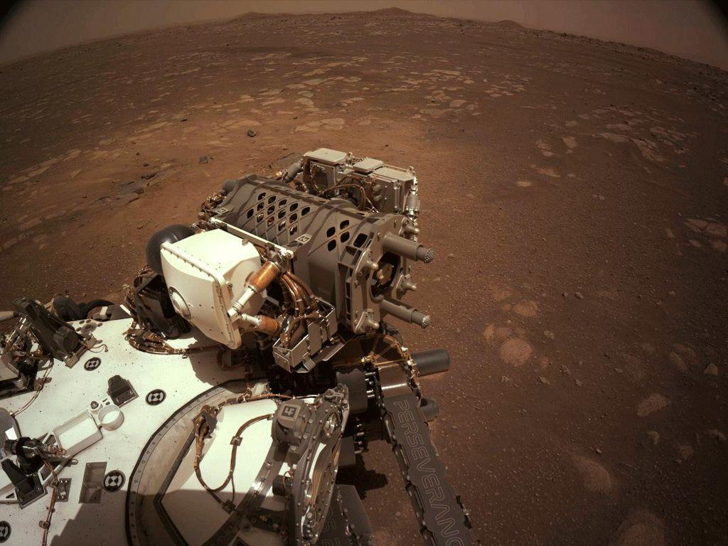 Tutkijat ovat testanneet Perseverance-kulkijan toimintakykyä Marsin pinnalla. Se on toiminut odotetusti.