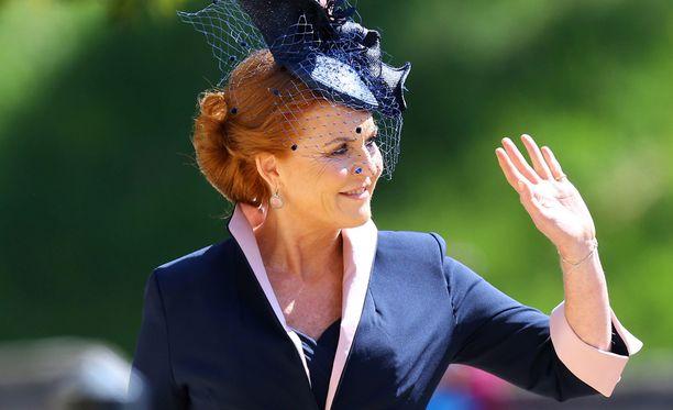Sarah Ferguson ei ole eronsa jälkeen pahemmin kuninkaallisissa piireissä pyörinyt.