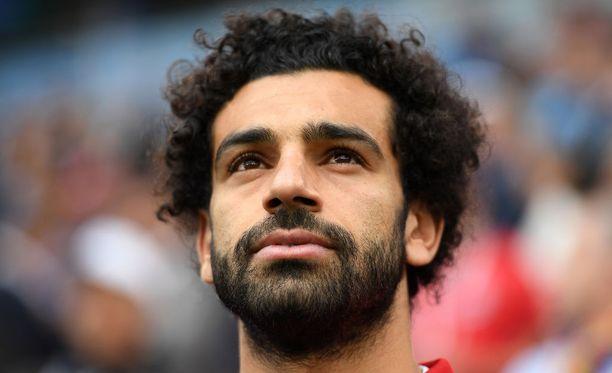 Mo Salahin katseet ovat paluussa pelikentille.