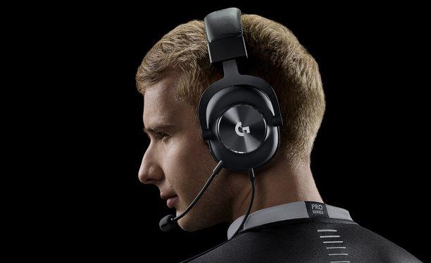 G Pro X -kuulokkeet ovat yhdet Logitechin parhaimmista.