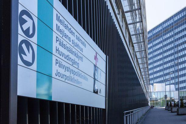 Suomessa kuolee yhä vähemmän ihmisiä työikäisenä, kertoo Tilastokeskus. Kuva Meilahden sairaala-alueelta Helsingistä.