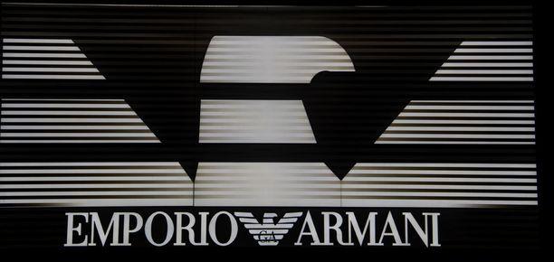 Armani on japanilaisten suosiossa.