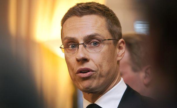 Päävastuu Kreikan talouden vakauttamisessa on Stubbin mukaan kreikkalaisilla itsellään.