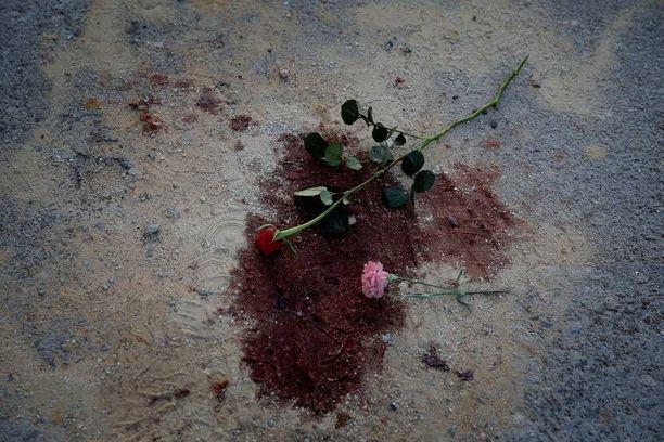Keskiviikon iskussa Tunisian pääkaupunki Tunisissa kuoli 21 ihmistä.