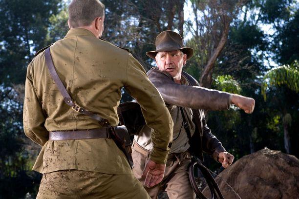 Harrison Ford jatkaa tulevan elokuvan pääroolissa.