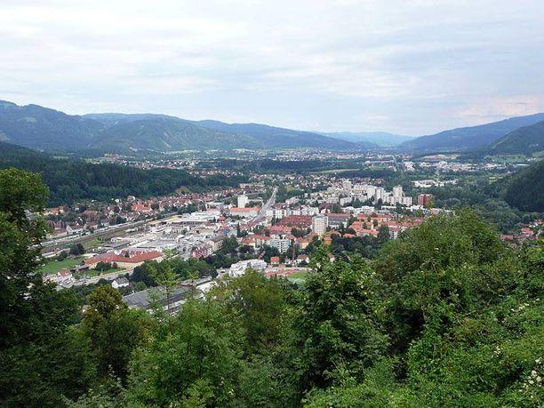 Järkyttävä kaksoissurma tapahtui tänään Itävallan Kapfenbergissä.