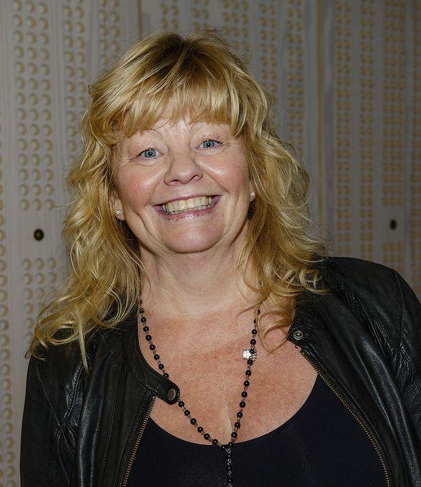 Tältä Inger Nilsson näyttää nyt.