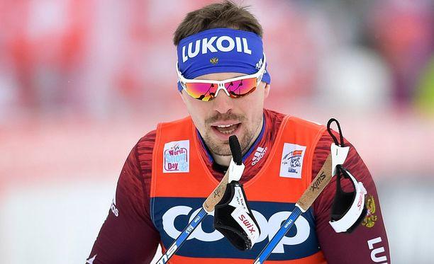 Sergei Ustjugovia ei nähdä Pyeongchangissa.